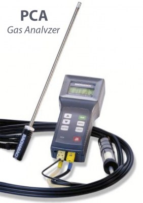 PCA Gas Anlyzer